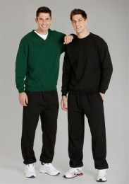 crew-neck-and-v-neck-fleecy-top-and-pant